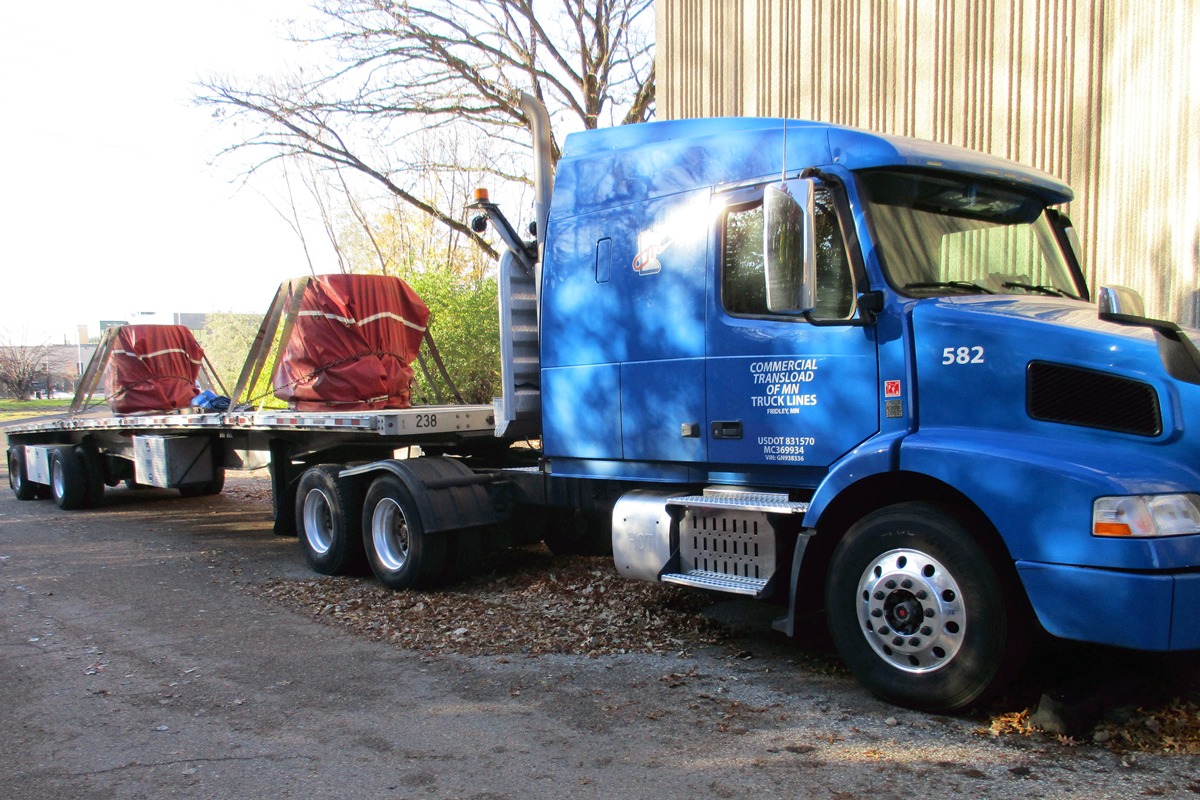 Commercial Transload of Minnesota - Trucklines, Inc.